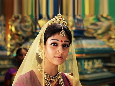 Nayantara as Raavanan's wife