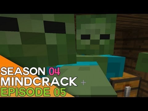 Mindcrack Minecraft SMP Caught In The Infinite Loop of Death Episode 5 Season 4