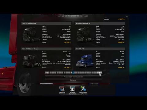 Pack de Camiones Americanos para Euro Truck Simulator 2 + Review | Peterbilt | Kenworth | Volvo