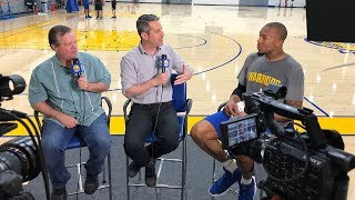 Warriors Live: Western Conference Finals Preview