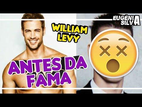 WILLIAM LEVY ?ANTES DA FAMA? | por Eugênia Silva