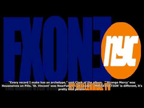 MTV News - St vincent unveils new single 'los ageless' and announces new album 'masseduction' - nme