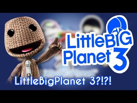 LBP3?! | LittleBigPlanet has big news!