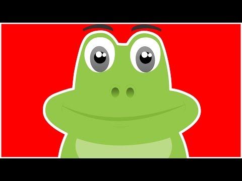 Küçük Kurbağa - Okul Öncesi Çocuk Şarkısı...