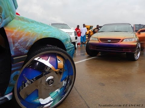 CSC and Street Sliders Pull up at Stuntfest 2013 part 2