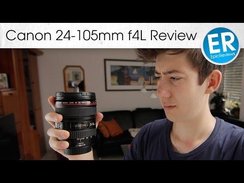 Canon 24-105mm f4L Review - Deutsch