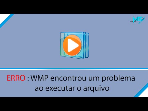 Como resolver o problema do windows media player