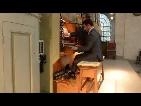 Бах Иоганн Себастьян - Bwv 596 - Organ Concerto In Dm