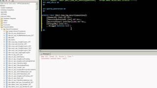 SQL Data Table Logging