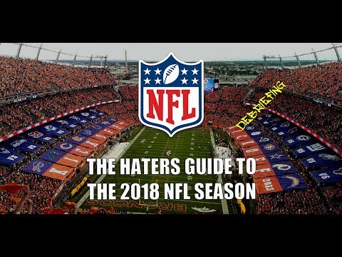The Haters Guide to the 2018 NFL Season: Debriefing
