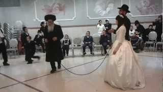 Amazing Mitzvah Tanz-Dancing with the Bride