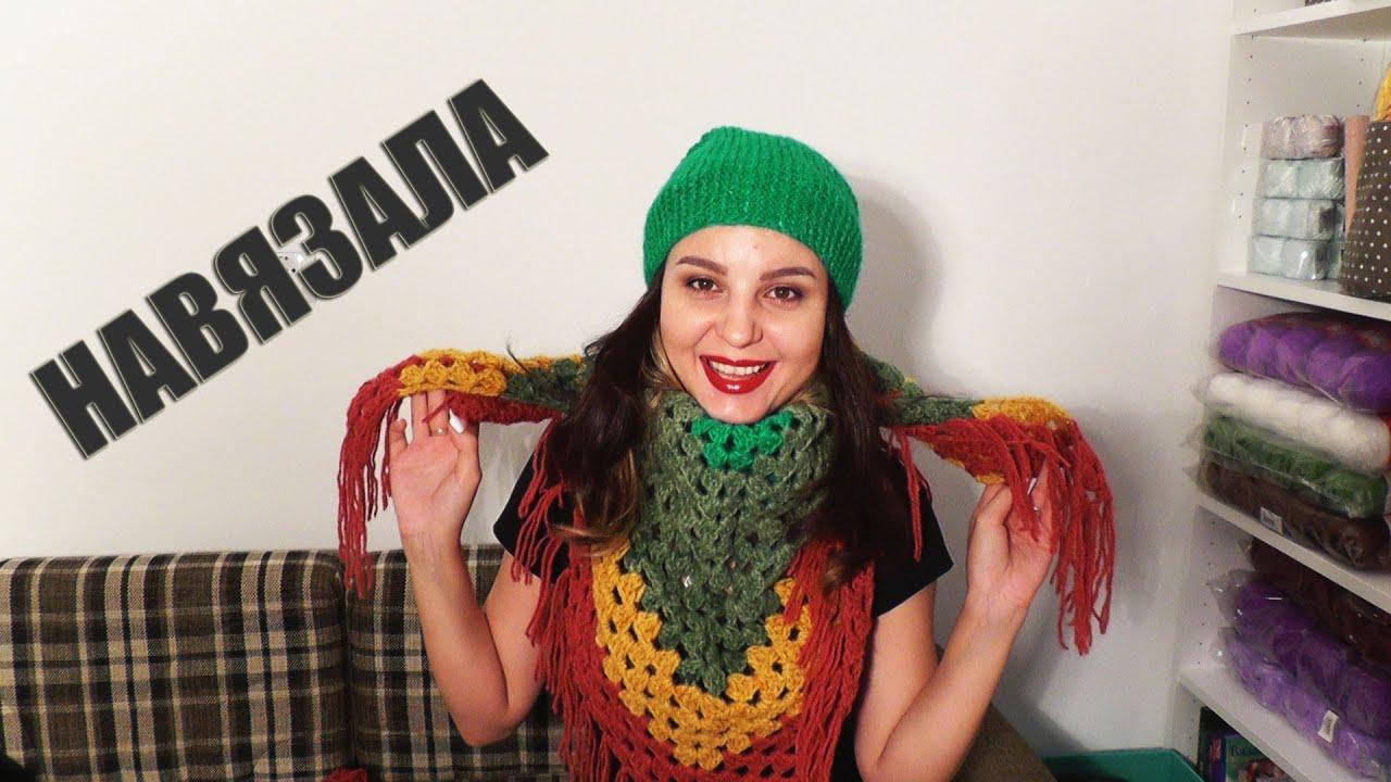 Sasha moon вязание шапка 55