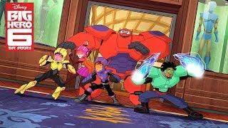 Sneak Peek | Big Hero 6 The Series | Disney XD
