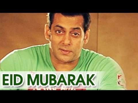 Salman Khan wishes Eid Mubarak to FANS