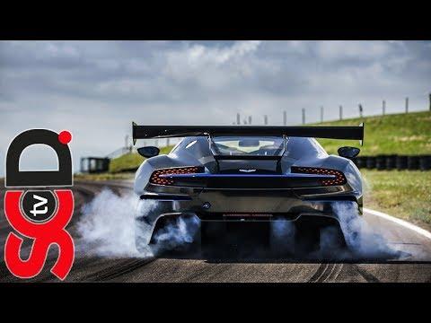Aston Martin Vulcan ON THE LIMIT // POV Oli Webb