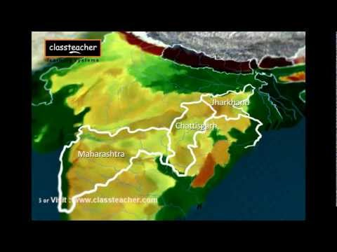 Drainage System in India | 3D Animated Education Video of Class 9, 10 | ncert history