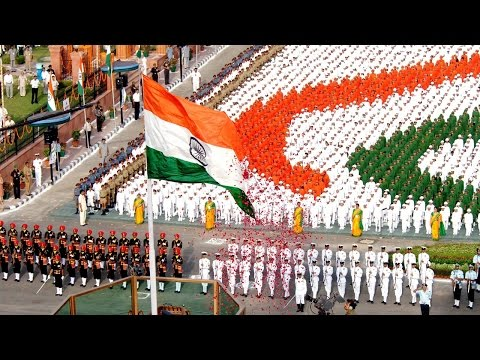 Celebration Ceremony 68th Independence Day at Red Fort New Delhi