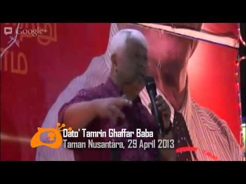 Dalang sebenar Mei 13 dibongkar oleh Dato' Mohd Tamrin Ghafar
