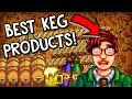 THE BEST WINE AND JUICE? - Stardew Valley (Keg Guide)