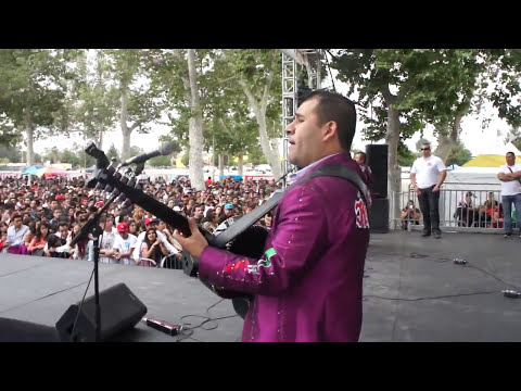 Los Nuevos Rebeldes- Festival 5 de Mayo en San Bernardino, California
