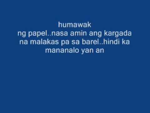 Kasingtibay With Lyrics video