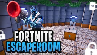 DE PUZZEL ESCAPEROOM - Fortnite Creative met Don, Link & Duncan