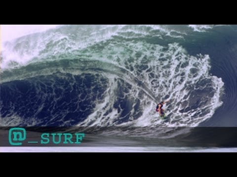 """Code Red"" Full Movie - Surfing Goes Huge At Teahupoo Tahiti"