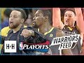 Kevin Durant & Klay Thompson Full Game 2 Highlights vs Spurs 2018 Playoffs - 63 Pts Combined MP3