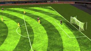 FIFA 14 Android - ANDRES-SEBAS12 VS Sheffield Utd