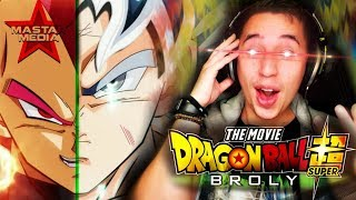 AN UNDENIABLE STRENGTH!! | Dragon Ball Super: Broly| FAN FILM REACTION! & REVIEW!