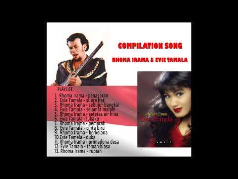 Lagu Kompilasi Rhoma Irama & Evie Tamala