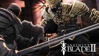 Thumb Gameplay de Infinity Blade II (iPhone, iPad, iPod Touch)
