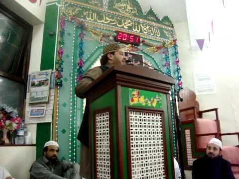 Assa Preet Huzoor Nal - Shabaz Qamar Fareedi video
