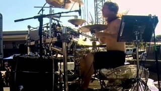 ARCHSPIRE Spencer Prewett - Seven Crowns and The Oblivion Chain (Drum Cam)