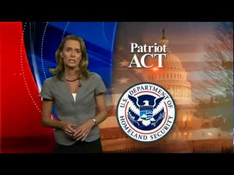 USA using Patriot Act against its own citizens 360p
