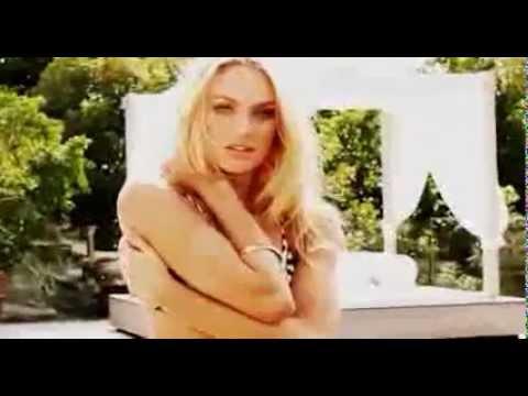 Candice Swanepoel & Adriana Lima VS Swim 2012 compilation Trendmee com