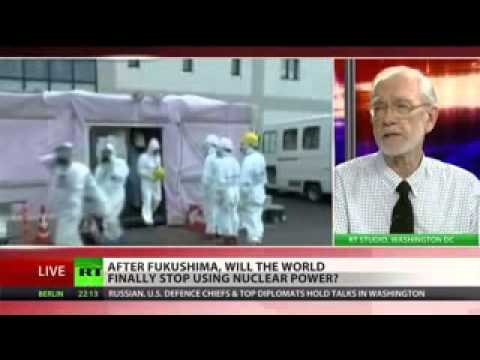 Fukushima Radiation Contaminates The Pacific | September 2014