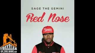 Sage The Gemini - Red Nose (Yiken/Twerk Dance) (Prod. Sage The Gemini) [Thizzler.com]
