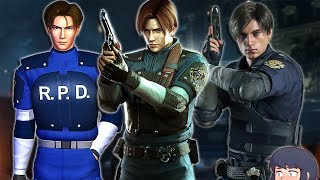 Every OTHER Time Resident Evil 2 Was Remade