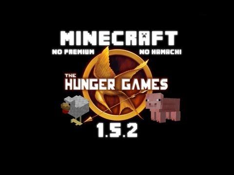 Server Juegos del Hambre - Minecraft 1.5.2 - No Premium - No Hamachi