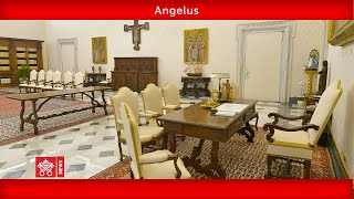 Angelus 24 gennaio 2021 Papa Francesco