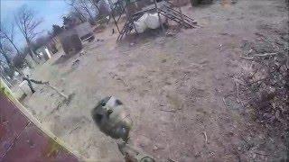 Stalingrad 2016 Paintball Scenario - Mission #4