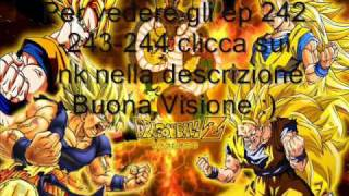 Ep. Dragon Ball Z 242-243-244 ITA