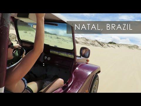 Natal Beaches & Buggies - Travel Deeper Brazil (Ep. 7)