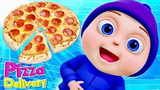 TooToo Boy - Pizza Delivery | Cartoon Animation for Children | Comedy Show For Kids