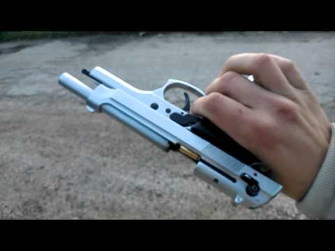 Ekol Jackal Dual 9 mm Full AUTO (Beretta model 92)