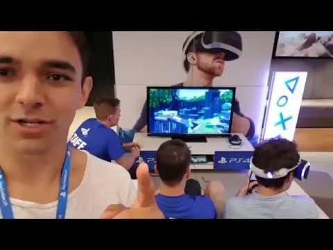 #vlog - Sony VR I Piłka Nożna?