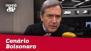 Caso Bolsonaro vença, dólar deve cair e Bolsa subir; tensões devem vir em abril | Marco Villa