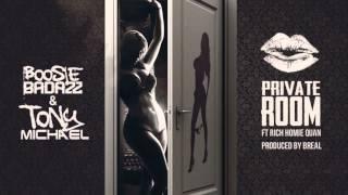Boosie Badazz & Tony Michael feat. Rich Homie Quan - Private Room (Audio)