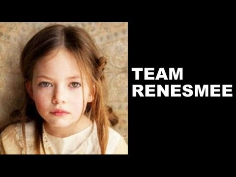 Renesmee Cullen - Twilight Breaking Dawn Part 2 2012 : Beyond The Trailer
